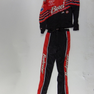 DALE JR BUD PIT CREW UNIFORM JR7