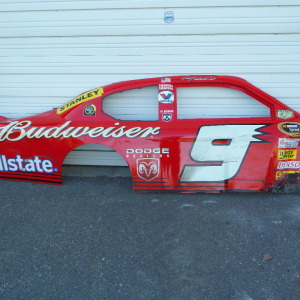 KASEY KAHNE BUDWEISER 2008 DODGE RIGHT SIDE # KK40