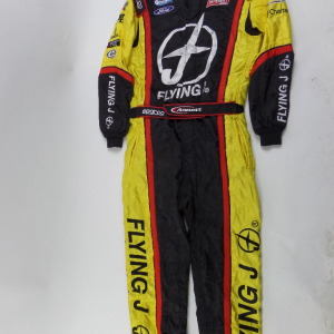 MICHAEL ANNETT SPARCO FLYING J DRIVING SUIT U17